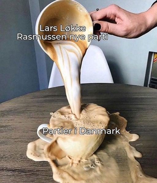 Kære Lars Løkke Rasmussen.. Et nyt parti?