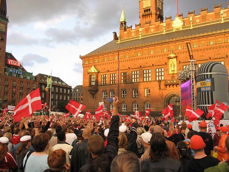 Danmark åbner!
